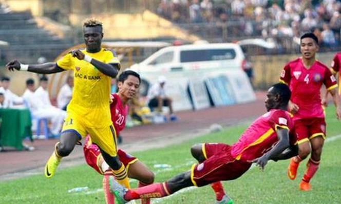 Nhận định Sài Gòn vs SLNA, 19h00 ngày 9/6 (Vòng 12 V-League)