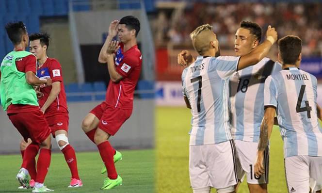 U22 Việt Nam vs U20 Argentina, 19h00 ngày 14/05: Chờ tiệc bóng đá tấn công