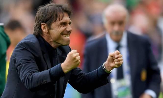 Conte 'cầm núi tiền' sau EURO 2016