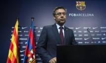 Chủ tịch Barca tuyên bố CLB đình công, sẵn sàng rời La Liga