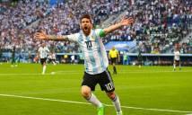 Kết quả Argentina 2-1 Nigeria: Messi và Rojo lập công giúp Argentina vượt qua cửa tử