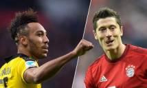 Vua phá lưới Bundesliga 2016/2017: Vinh quang phút chót