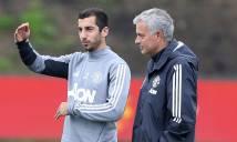 Công khai 'bật' Mourinho trước toàn đội, Mkhitaryan xem như hết cửa ở lại MU
