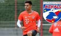 Philippines tăng cường sức mạnh bằng sao trẻ Bayern