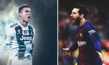 Ronaldo gọi và Messi đã có màn đáp trả thượng hạng