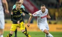 Reus lập công, Dortmund thoát hiểm phút cuối