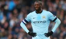 Yaya Toure 'không có cửa' ra sân trong trận Derby thành Manchester