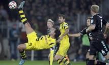 Nhận định Hamburg vs Dortmund 01h30, 21/09 (Vòng 5 - VĐQG Đức)