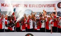 Cựu sao Liverpool giúp Feyenoord vượt mặt Ajax, vô địch Hà Lan