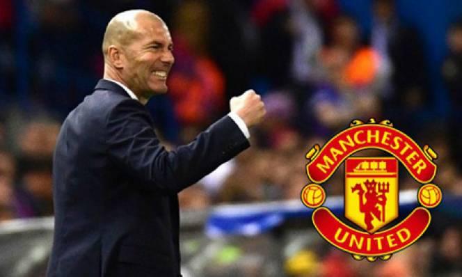 Zidane muốn mang 4 ngôi sao tới M.U