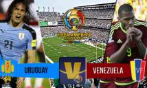 [Infographic] Uruguay vs Venezuela: Thắng hoặc là chết!
