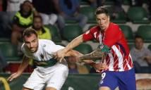 Torres cân bằng thành tích của huyền thoại Aragones