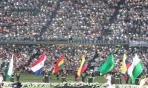 40.000 CĐV đối thủ dự lễ tưởng niệm Chapecoense