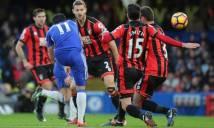 Những điểm nhấn sau chiến thắng dễ dàng của Chelsea trước Bournemouth