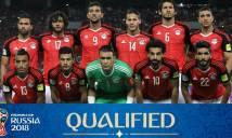 Đội tuyển Ai Cập tại World Cup 2018: Mong kì tích trên đôi chân Salah