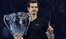 Murray vô địch ATP World Tour Finals 2016, xây chắc ngôi số 1 trên BXH