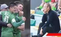 Được thầy Park đến tận sân xem thi đấu, Việt kiều Alexander Dang thổ lộ khao khát cống hiến cho ĐTVN