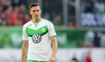 Wolfsburg không chắc sẽ giữ được chân Draxler