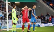 Hàng công im tiếng, Bayern thua sấp mặt trước Hoffenheim