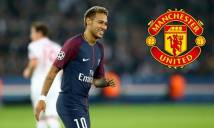 NÓNG: Man United tổ chức đàm phán với Neymar và đưa lời hứa cho siêu sao