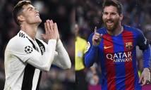 Cuộc đua Giày vàng châu Âu 2019: Ronaldo không nổi top 10, mất cả chì lẫn chài