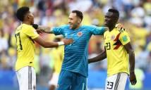Đội hình dự kiến Colombia vs Anh: Falcao đọ súng Kane