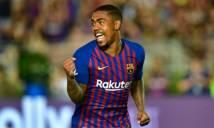 Tottenham đàm phán với Barca để chiêu mộ Malcom