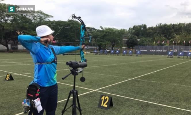 'Vũ khí' của người mở màn huy chương cho Việt Nam tại SEA Games có giá bao nhiêu?