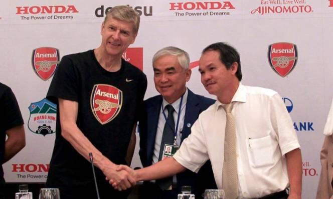 Chính thức: Mối lương duyên giữa HAGL với Arsenal chấm dứt