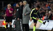 Wenger đã dự trù phương án thay thế Sanchez