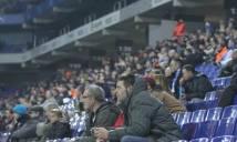CĐV Espanyol suýt mất mạng vì bị Cule dùng súng uy hiếp
