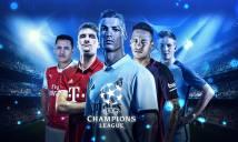 Vòng bảng Champions League 2016/17: Không có bất ngờ