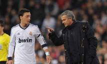 HLV Mourinho úp mở với truyền thông về thương vụ Mesut Oezil
