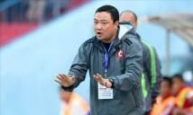 HLV Hải Phòng nói gì trước trận thư hùng trên sân của Hà Nội FC?