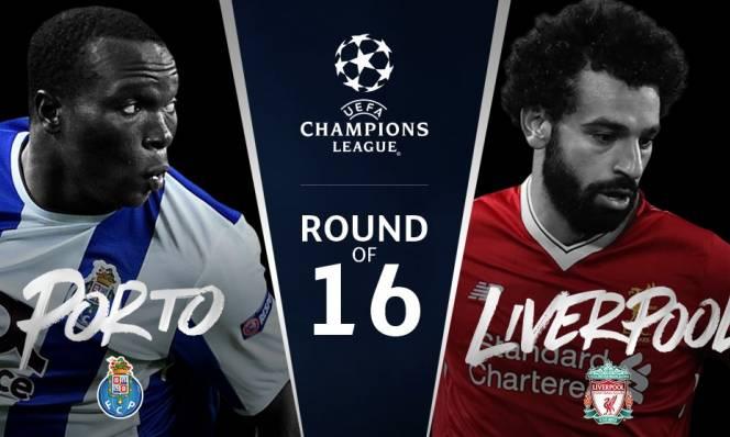 SOI SỐ BÀN THẮNG Porto vs Liverpool, 2h45 ngày 15/2 (Champions League 2017-18)