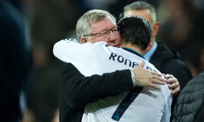 Sir Alex muốn thấy Ronaldo đá trận chung kết Champions League