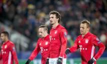 Hùm xám Bayern đang lung lay từ gốc