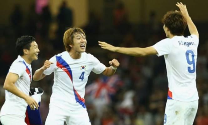 U23 Hàn Quốc mơ về tấm huy chương tại Olympic Rio 2016