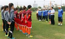 Ngày mai (2/11), U19 nữ Việt Nam ra quân ở vòng loại châu Á 2017