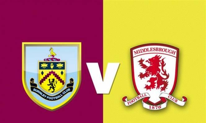 Burnley vs Middlesbrough, 22h00 ngày 26/12: Cách biệt tối thiểu