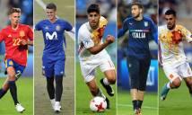Tỏa sáng rực rỡ, hàng loạt sao U21 châu Âu lọt vào tầm ngắm của Real
