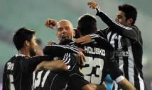 Nhận định Besiktas vs Osmanlıspor 00h30, 29/12 (Lượt đi Vòng 1/8 - Cúp QG Thổ Nhĩ Kỳ)