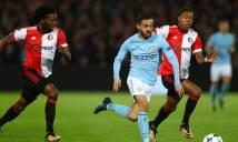 Nhận định Man City vs Feyenoord 02h45, 22/11 (Vòng Bảng - Cúp C1 Châu Âu)
