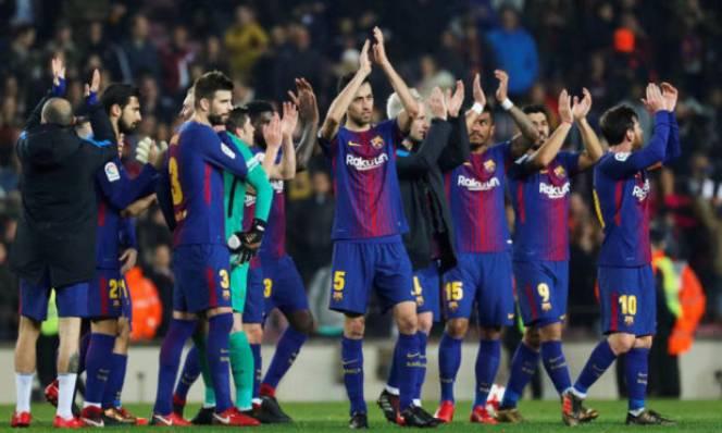 Real Madrid đăng quang, Barcelona 'chơi đẹp', không ngớt lời ca ngợi
