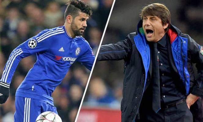 Conte đang đi vào vết xe mà Mourinho từng gặp ở Chelsea