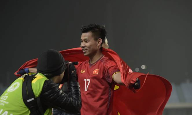 Đối thủ sắp tới ở bán kết thừa nhận đẳng cấp của U23 Việt Nam
