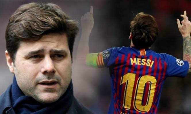 HLV và cầu thủ Tottenham thi nhau ca tụng Messi