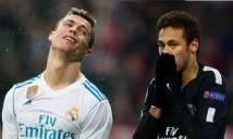 TIP BÓNG ĐÁ Champions League ngày 14/2: Real Madrid cửa sáng