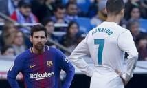 Công bố lịch của Siêu kinh điển lượt về giữa Barca và Real