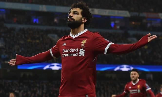 Nổi danh toàn thế giới, Salah được đàn anh